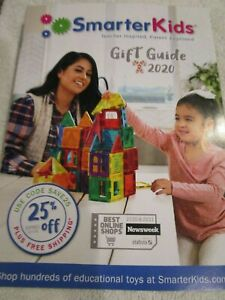 Smarter Kids Catalog Look Book Gift Guide 2020 Teacher Inspired Parent Approved