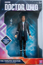 Doctor Who 12th Dr Hoodie checked trousers 5.5 inch action figure Capaldi 06282