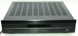 Parasound 2125 125-Watt THX Ultra 2 Two Channel Stereo Power Amplifier Free Ship