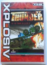 SILENT THUNDER A-10 TANK KILLER 2 PC CD-ROM brand new & sealed UK!