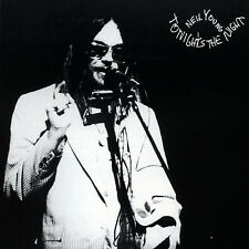 Neil Young - Tonight's The Night NEW SEALED LP gatefold!