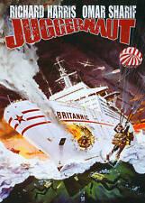 Juggernaut Dvd Richard Harris Omar Sharif David Lemmings Richard Lester 1974