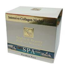 H&B Dead Sea Intensive Collagen Night Cream 50ml