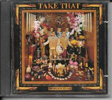 CD ALBUM 11 TITRES--TAKE THAT--NOBODY ELSE--1995