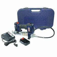 Lincoln PowerLuber Dual Battery 20-Volt Lithium-Ion Grease Gun 1884 NEW