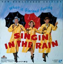 SINGIN IN THE RAIN - GENE KELLY, DEBBIE REYNOLDS - MGM / UA - 1991 LASERDISC