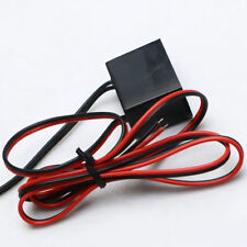 NEW Mini DC12V 1-5M EL Wire Cable Neon Glow Strip Light Power Driver Inverter