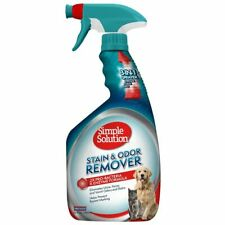 Simple Solution Stain & Odor Remover - 32 oz Spray Bottle