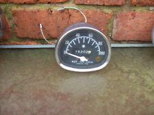 suzuki b120 student speedo clock console speedometer guage B105 BEAR CAT 60S 70S