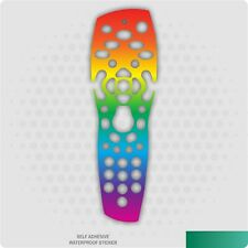 Rainbow Vinyl Sticker Skin Sky+ Plus HD Remote Control,TV Controller