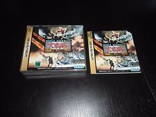 WORLD ADVANCED WARS DAISENRYAKU KOTETSU-SEGA SATURN japan game