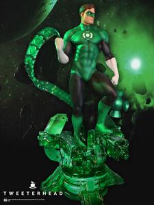 Tweeterhead Green Lantern Exclusive DC Super Powers Maquette Statue In Stock