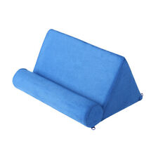 PC Tablet Cell Phone Pillow Stand Holder Foam Cushion for iPad , Washable Cover
