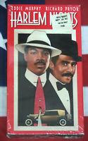 NEW Harlem Nights (VHS, 1989) Eddie Murphy, Richard Pryor, Redd Foxx SEALED