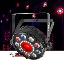 Chauvet FX par 9 FXPAR9 Multi-Effect LED PAR Light Strobe RGB RGB+UV Fixture