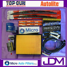 Major Service Kit to fit Holden V6 Commodore VT-VY + WIPER BLADES