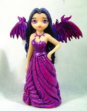 JASMINE BECKET-GRIFFITH.VIOLET ANGEL FAIRY FIGURINE.NEW