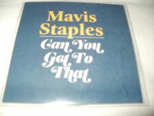 MAVIS STAPLES - CAN YOU GET TO THAT - 2013 PROMO CD SINGLE