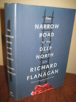 Narrow Road To Deep North Richard Flanagan 1st Edition Booker Prize First Print