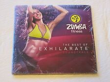 Zumba Fitness The best of Exhilarate soundtrack CD set 2 discs NEW workout