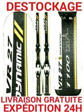 """ski occasion enfant DYNAMIC """"VR-27"""" tailles:70cm ou 110cm+fixations"""