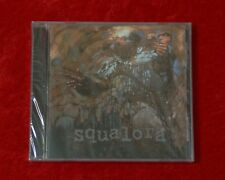 Squalora CD Hardcore Punk Metal from Portland Oregon PDX Anarcho-Punk Shrinkwrap