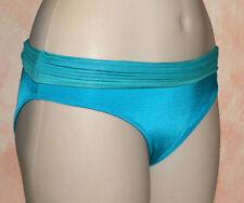 Papaya Polyester Swimwear Briefs for Women