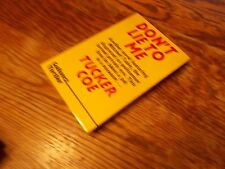 Don't Lie to Me by Tucker Coe (Hardback 1974)  Gollancz Thriller
