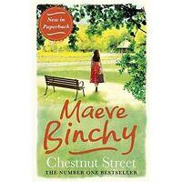 Chestnut Street, Binchy, Maeve | Paperback Book | Very Good | 9781409151814
