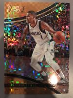 2017-18 NBA SELECT DENNIS SMITH JR. COPPER PRIZM COURTSIDE  /49 ROOKIE RC MAVS