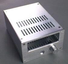 Full aluminum chassis Power Boîtier amplificateur/Châssis/Tube Amplificateur Box