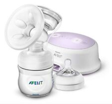 Philips AVENT Baby NATURAL COMFORT Electric Breast Pump SCF332 Electronic NEW