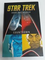Star Trek Graphic Novel Hardcover COUNTDOWN IDW Eaglemoss Vol 01 Has some damage