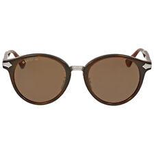 Gucci Round Blonde Havana Sunglasses