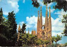 BR50258 Barcelona templo de la sagrada familia    Spain