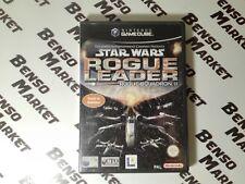 STAR WARS ROGUE LEADER ROGUE SQUADRON II 2 - NINTENDO GAMECUBE ITALIANO COMPLETO