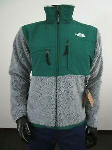 Mens TNF The North Face Seasonal Retro Denali Full Zip Heavy Fleece Jacket Green