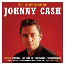 JOHNNY CASH - BEST OF 3 CD NEW+