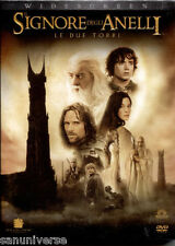 BOX DVD FILM FANTASY-IL SIGNORE DEGLI ANELLI/THE LORD OF THE RINGS LE DUE TORRI