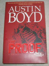 The Proof Mars Hill Classified Series #2 By Austin Boyd NEW NavPress 2006