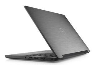 LidStyles Metallic Laptop Skin Protector Decal Dell Latitude 7390