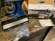 New listing NutriChef Pkvs25bk Automatic Vacuum Air Sealing System