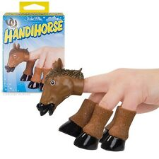 Handihorse Horse Head & Hooves Finger Puppet Set!