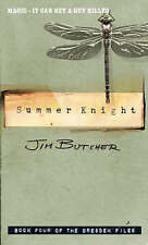 Summer Knight: The Dresden Files Book Four, Butcher, Jim Paperback Book