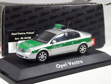 (KI-03-22) Schuco 04166 Opel Vectra Limousine Polizei in 1:43 in OVP