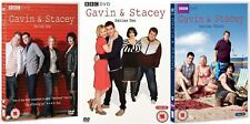 GAVIN AND STACEY COMPLETE SERIES 1 2 3 James Cordon Stacy BBC TV PROGRAMME