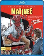 Matinee New Sealed Blu-ray Collector's Edition John Goodman
