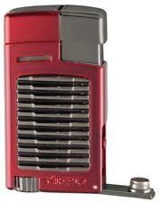 Xikar Forte Jet Flame Lighter - Red w/ G2 Trim - New