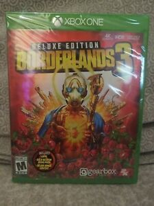 Borderlands 3 Deluxe Edition - Xbox One (Brand New)