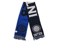 Sciarpa Inter 1 Originale Milano Jaquard FC INTERNAZIONALE Stadio Sped.GRATIS